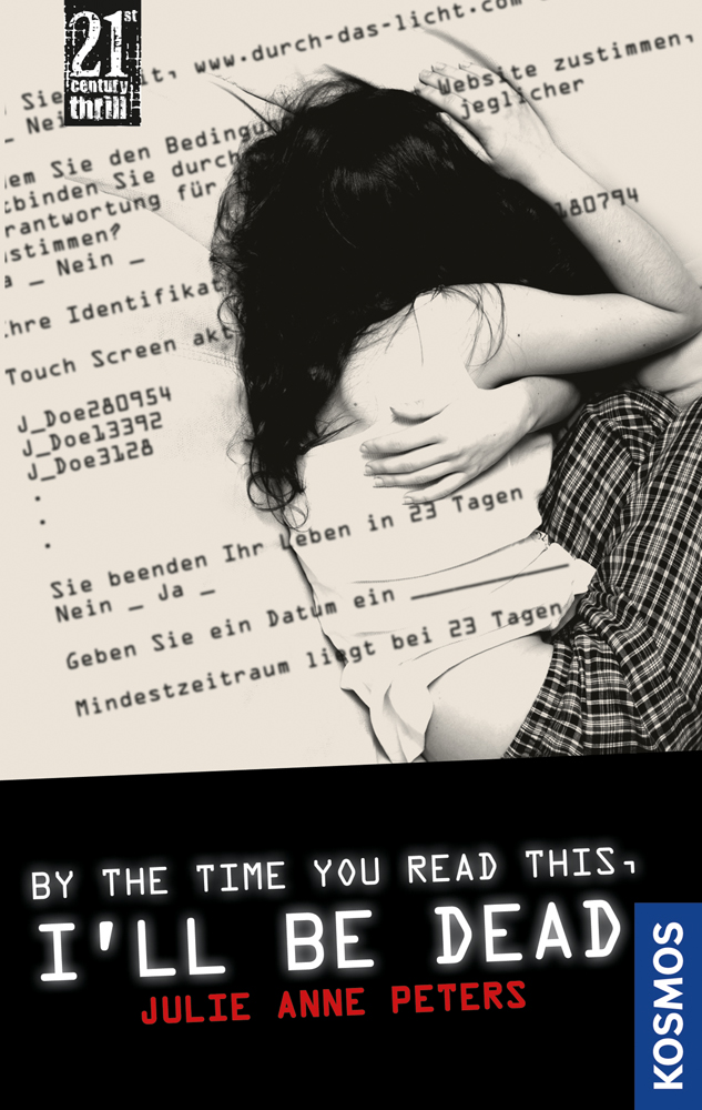 [Rezension] Julie Anne Peters – By the time you read this, I'll be dead