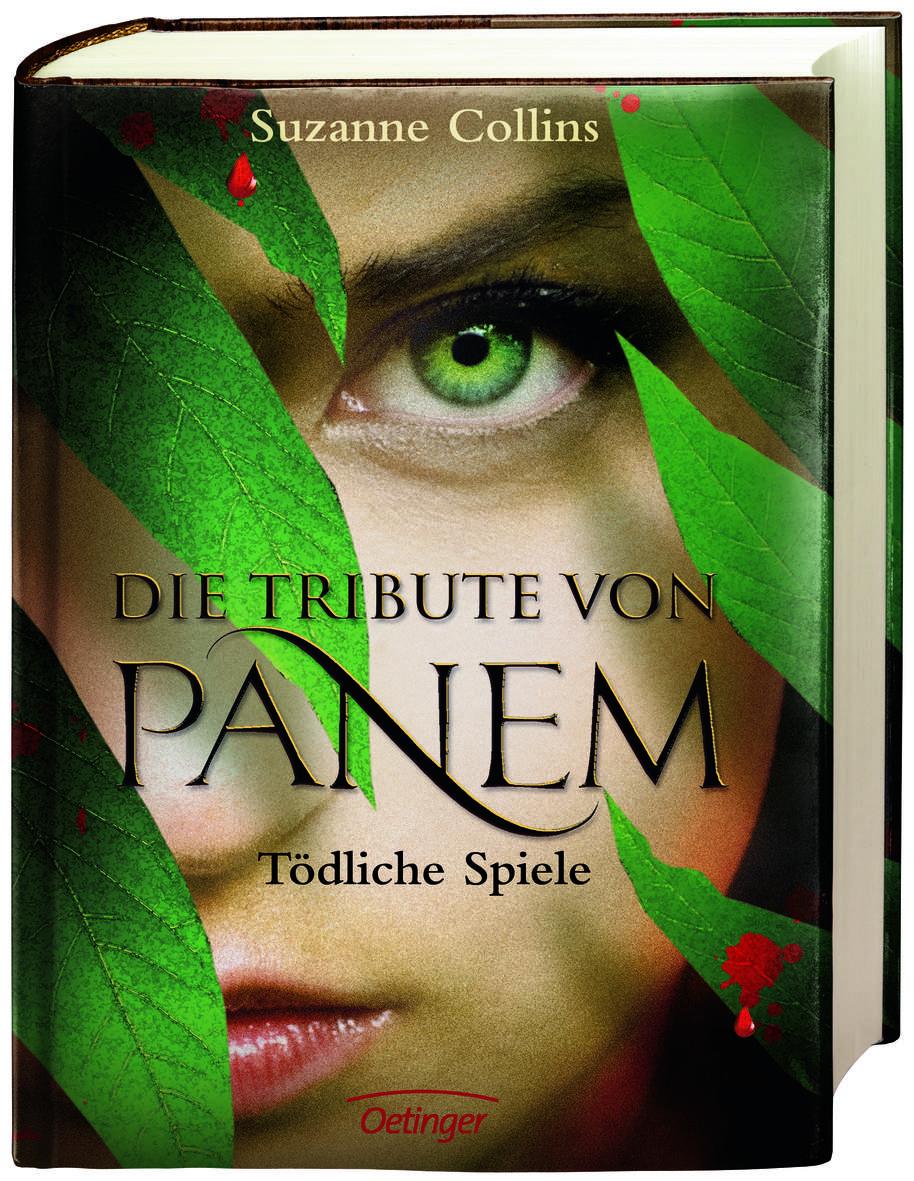 [Rezension] Suzanne Collins – Die Tribute von Panem: Tödliche Spiele