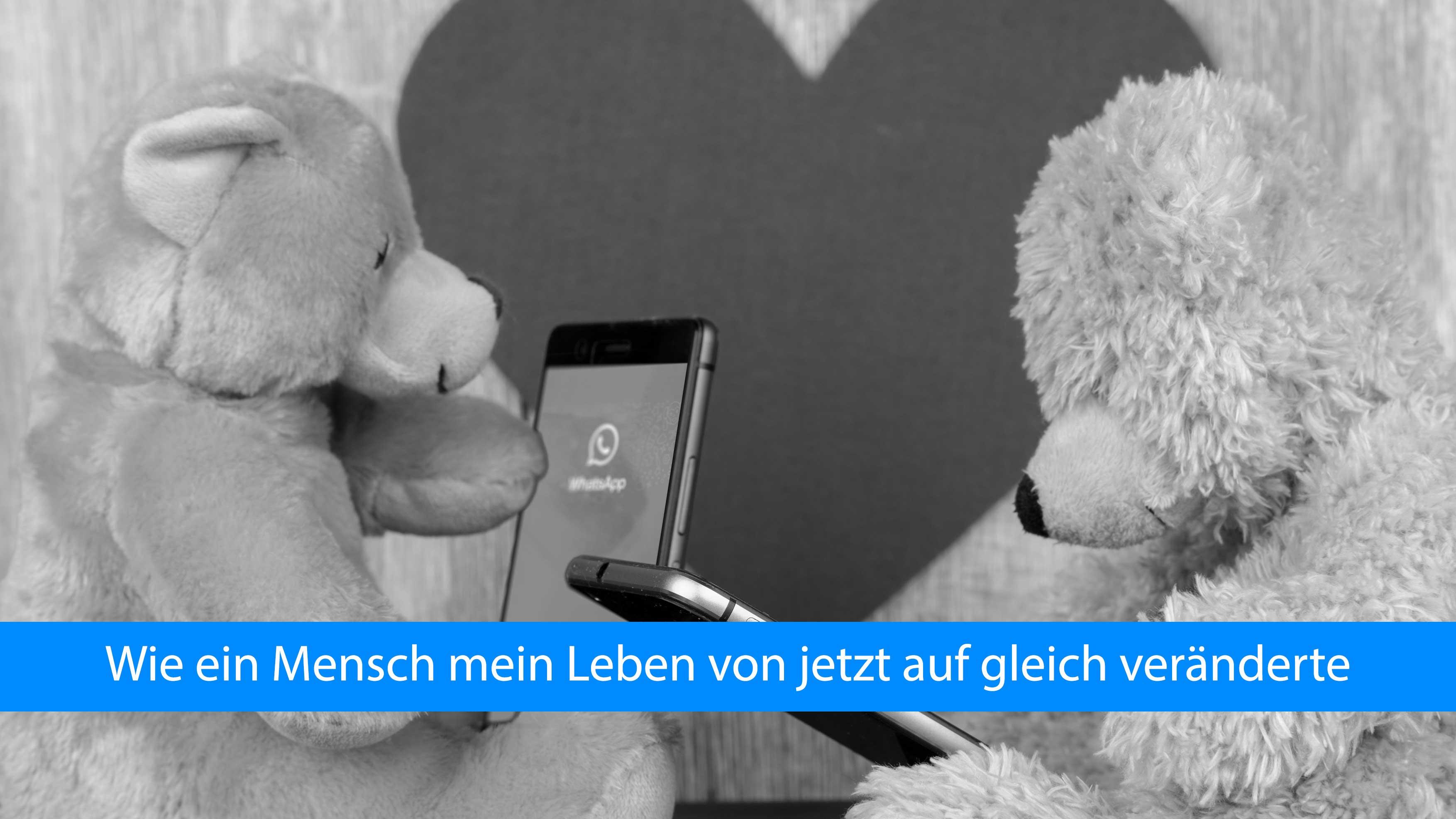 Wie eine Dating-App mein Leben veränderte