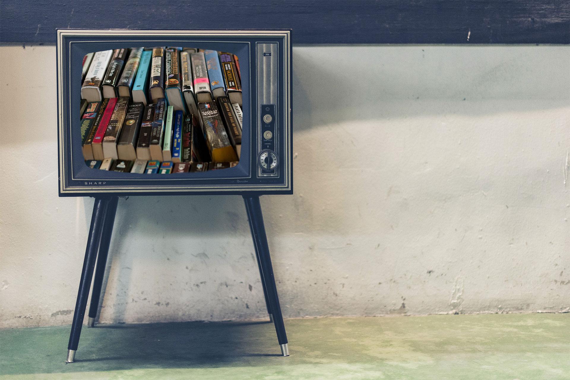 Literaturverfilmungen … in Serie!
