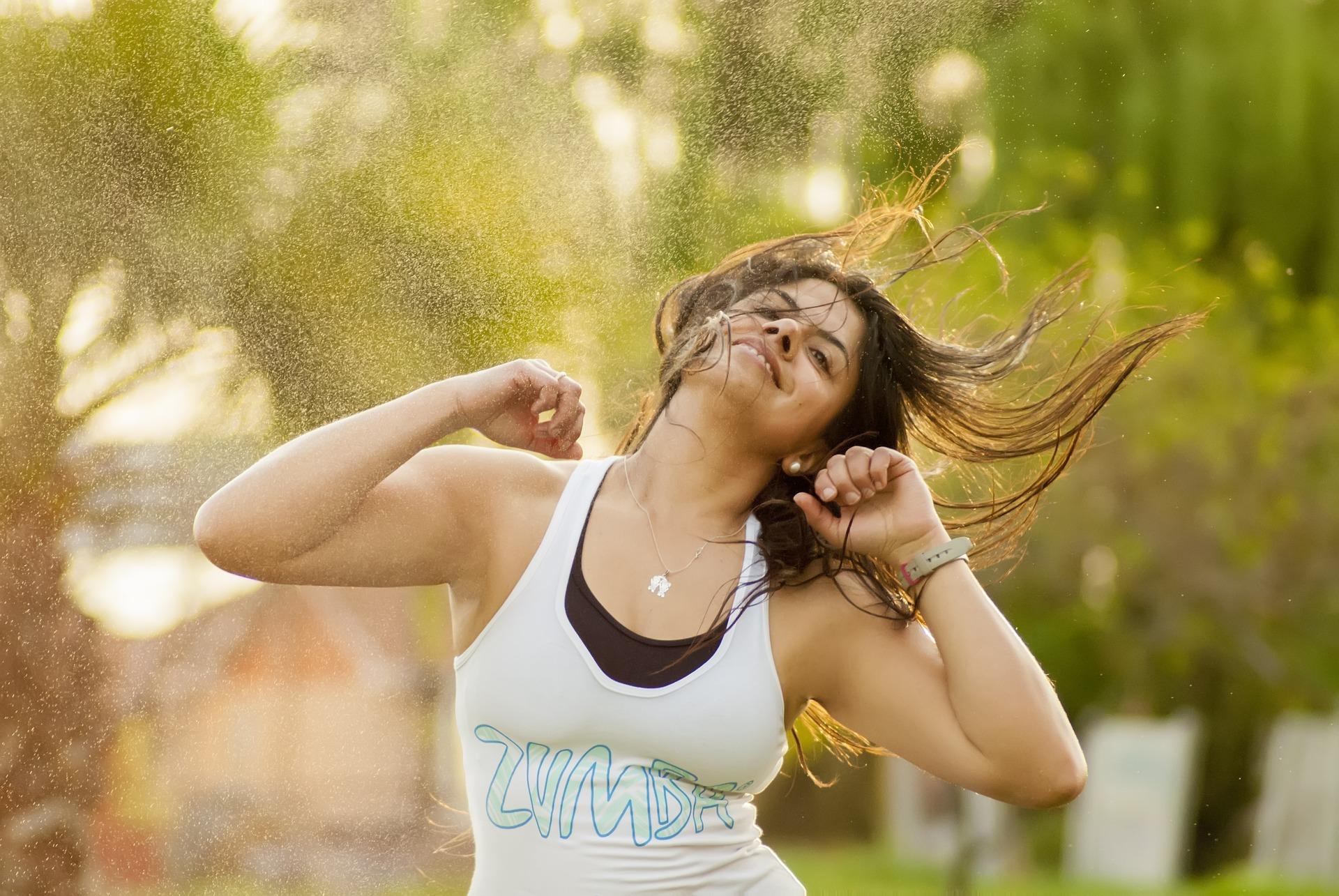 Zumba Fitness (Bild: pixabay/voltamax)