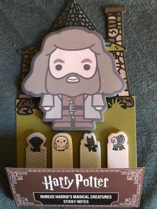 Hagrid Sticky Notes