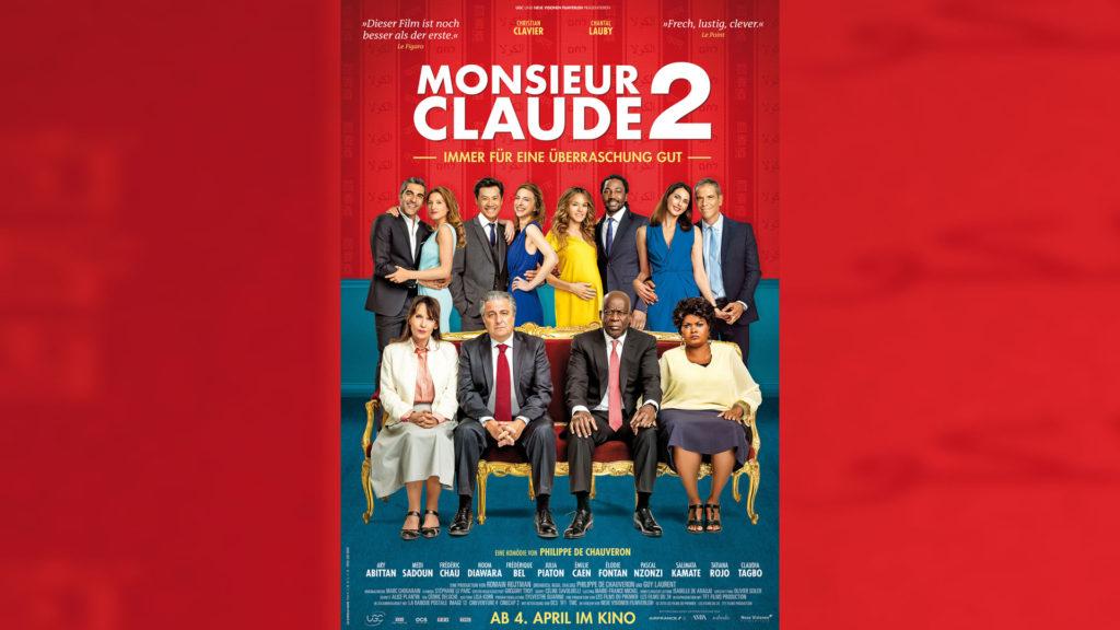 Monsieur Claude und seine Töchter 2 (Bildrechte: Neue Vision Filmverleih)