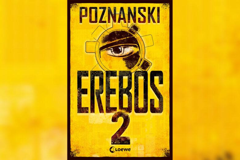 Buchcover: Ursula Poznanski - Erebos 2