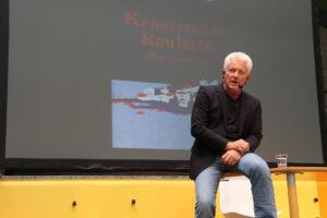 Miroslav Nemec bei der Hombuch