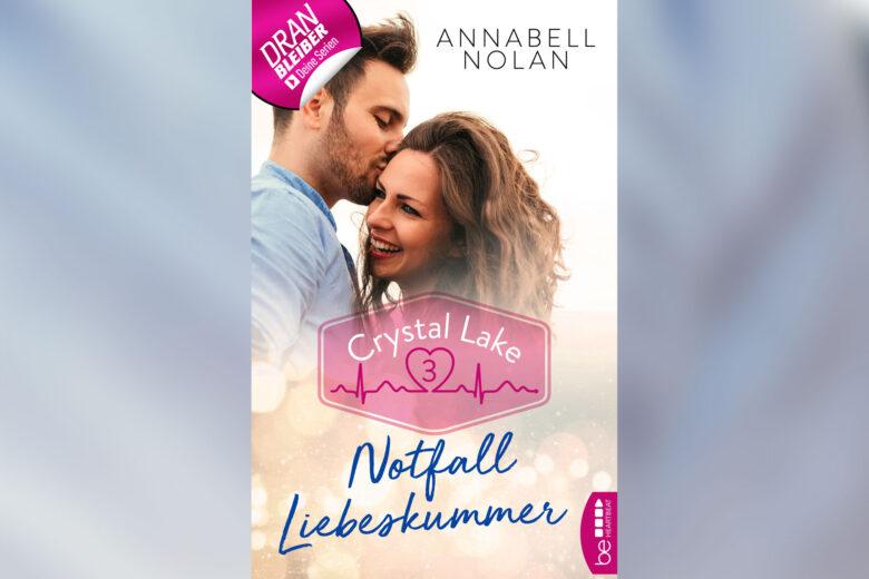 Annabell Nolan - Crystal Lake 3: Notfall Liebeskummer