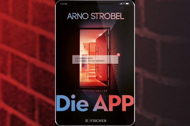 Arno Strobel - Die App
