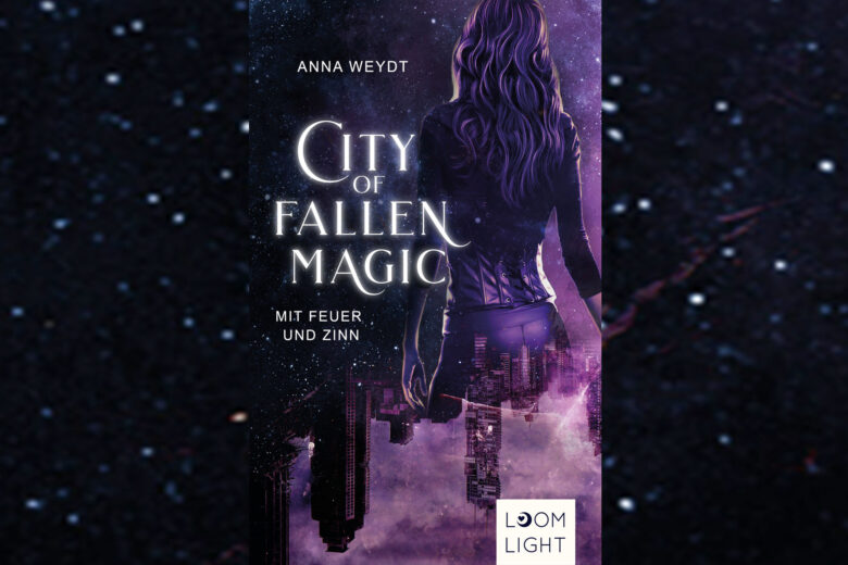 Anne Wheydt - City of Fallen Mageic